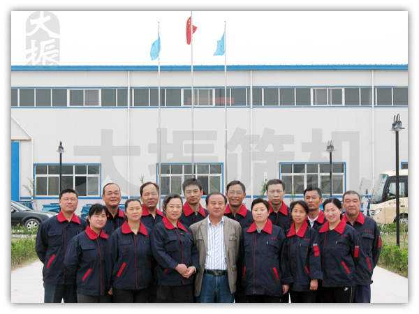 Vietnam customer visit our factory in May 2015