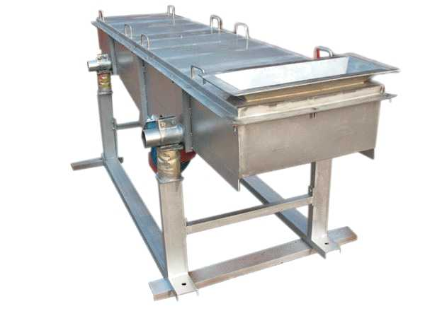 SZF Linear Vibratory Screen