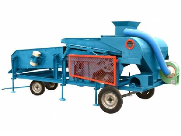 DZL-25 Grain Cleaner