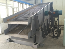 YA1545-2 Mining Vibrating Screen for Manganese Ores