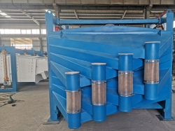 What is Double / Duplex Sieving of Gyratory Screen Machine?